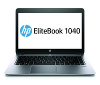 HP EliteBook Folio 1040 G2 Intel Core i5-5200U kannettava (K), Windows 10 Pro