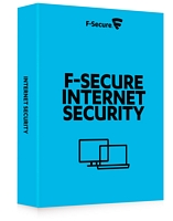 F-Secure Internet Security™ OEM (1 vuoden suoja, 1 kone)
