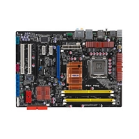 Asus P5K-Pro + 8 Gt DDR2 + Intel Core 2 Duo E8400 (K)