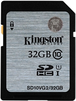 Kingston Canvas Select 64 Gt Class 10 UHS-I SDXC muistikortti