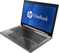 HP Elitebook 8760w Intel® Core™ i5-2540M kannettava (K), Win 7 Pro
