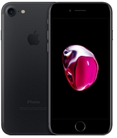 Apple iPhone 7 älypuhelin 32 Gt (K), Black