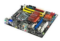 Asus P5E-VM SE + 8 Gt DDR2 + Intel Core 2 Duo E6850 (K)