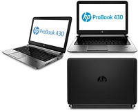 HP ProBook 430 G1 Intel® Core™ i5-4200U kannettava (K), Windows 10 Pro