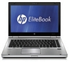 HP EliteBook 8470p Intel® Core™ i5-3380M kannettava (K), Win 10 Pro
