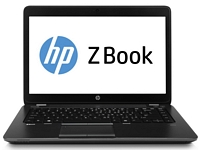 HP ZBook 14 Intel Core i7-4600U kannettava (K), Windows 10 Pro