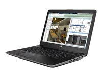 HP ZBook 15 G3 Intel Xeon E3-1505M v5 kannettava (K), Windows 10 Pro